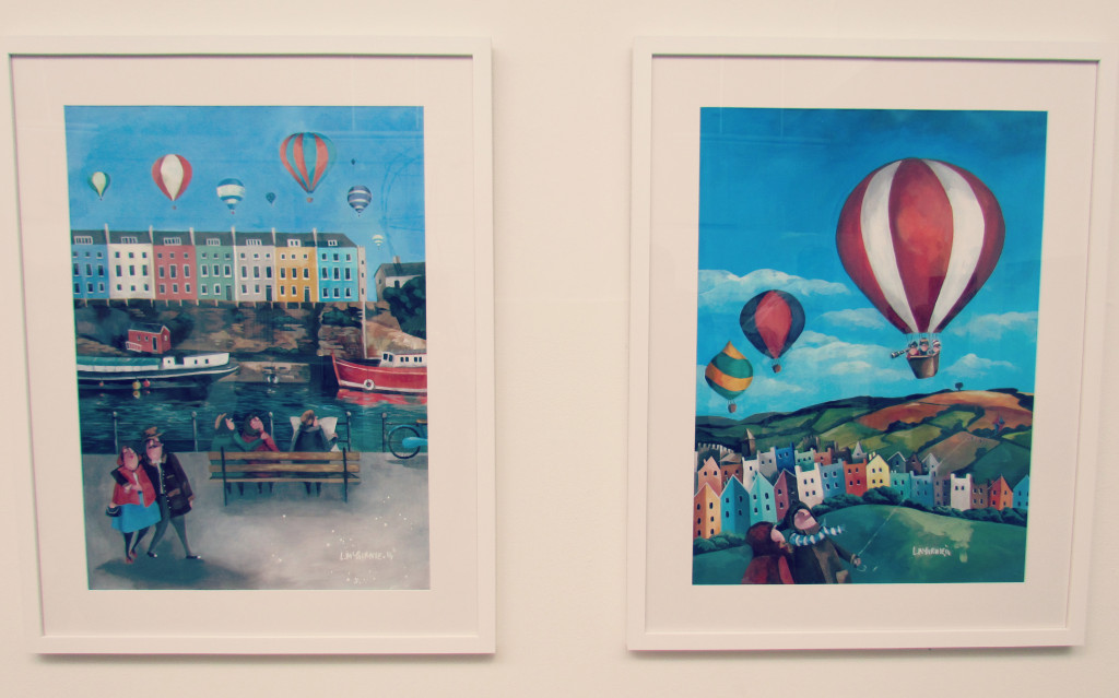 Exhibition Displays Bristol : Above bristol a hot air ballooning exhibition she and hem